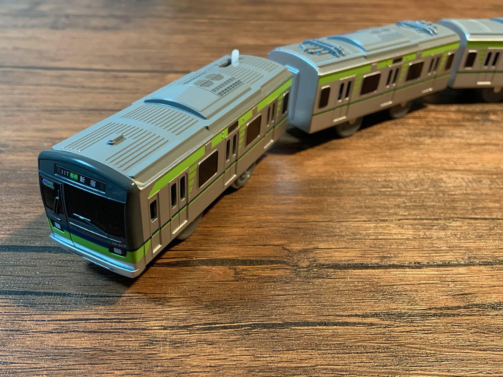 プラレール 都営新宿線10-300形(4次車)