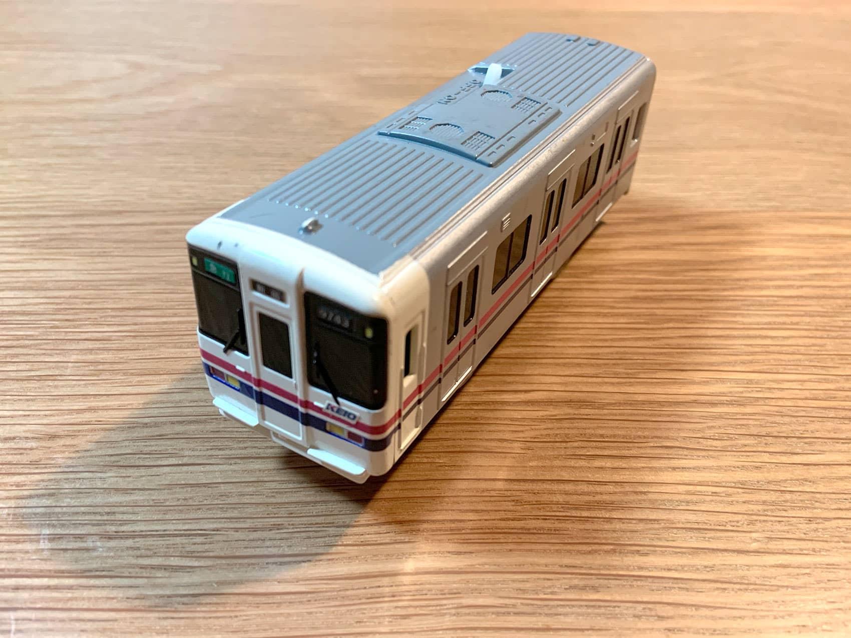 京王線9000系プラレール